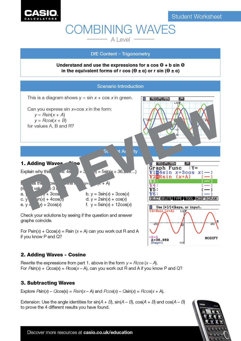 Combining Transformations Worksheet Absolute Value Functions – Transformations Worksheet