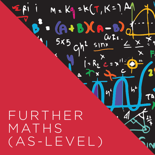 Further Maths AS Level Course Image