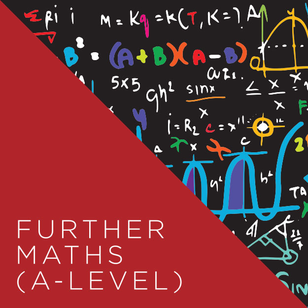 Further Maths A Level Course Image