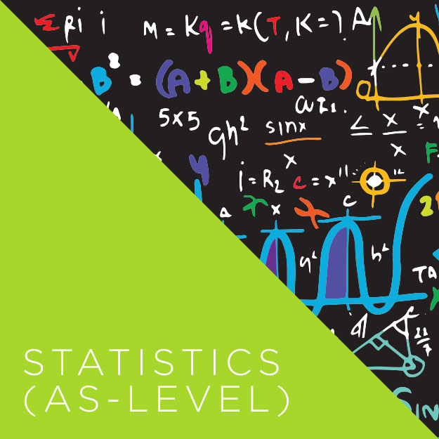 Statistics AS Level Course Image