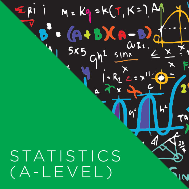 Statistics A Level Course Image
