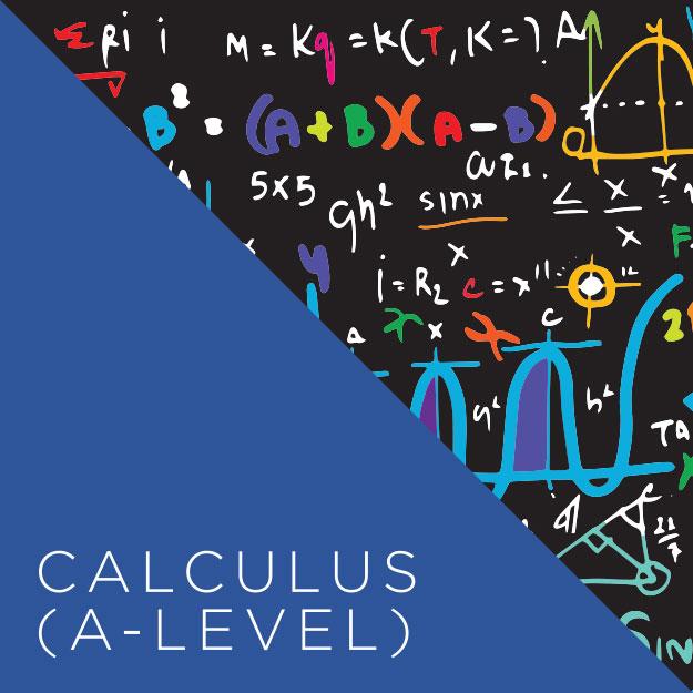 Calculus A-Level Course