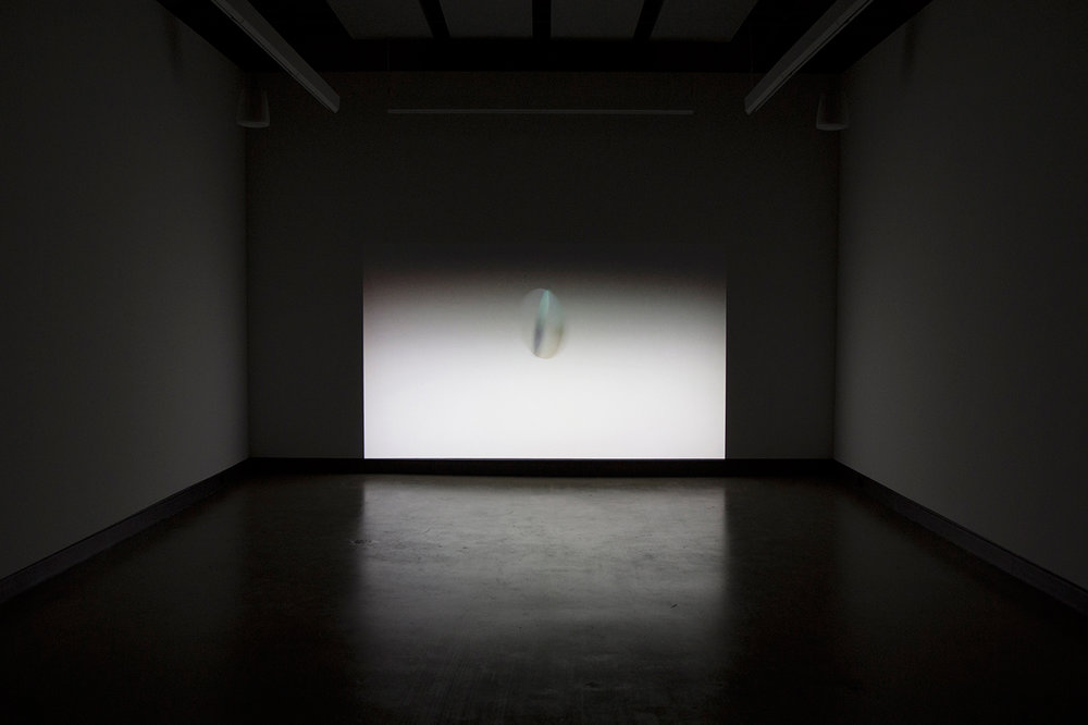 © Scott Massey, Untitled (An object kindly enclyning) (2012). Exhibition view. Photo: Sara A. Tremblay.
