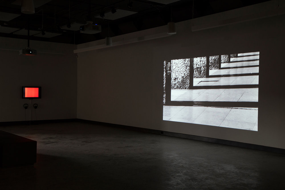©  Electronic Sound in a Shifting Landscape  exhibition view (2014). Photo: Sara A. Tremblay.