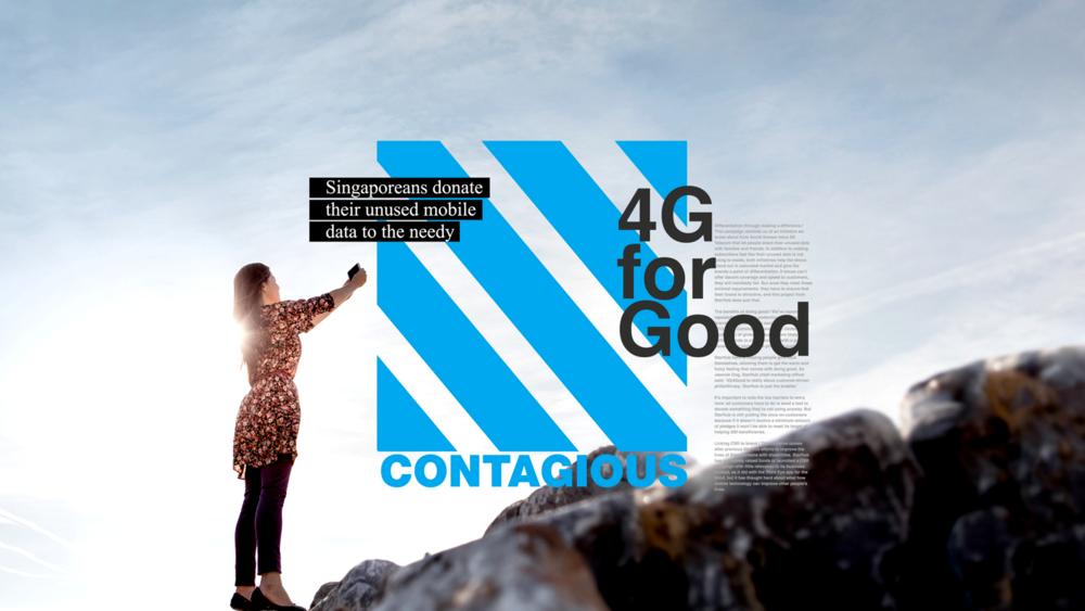 4G4Good contagious