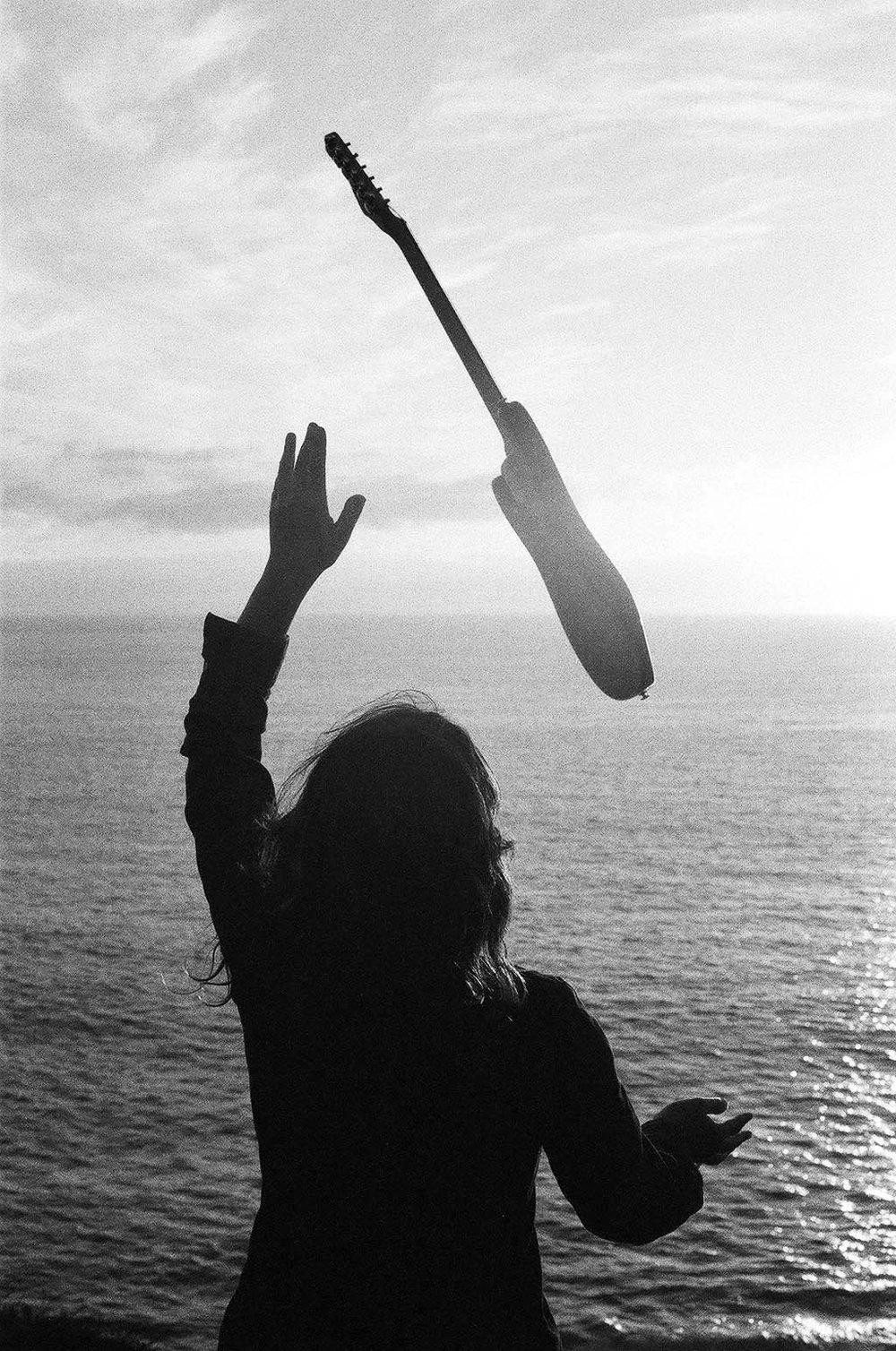 DEATH OF THE SUN, PHOTO: LAUREN DUKOFF