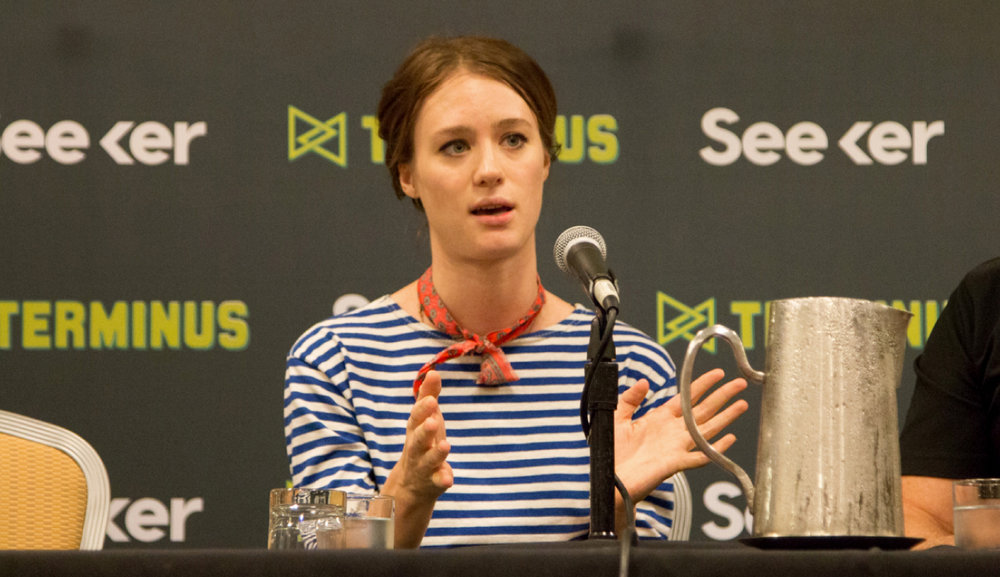 Q&A: Mackenzie Davis Actor (Halt & Catch Fire, The Martian)