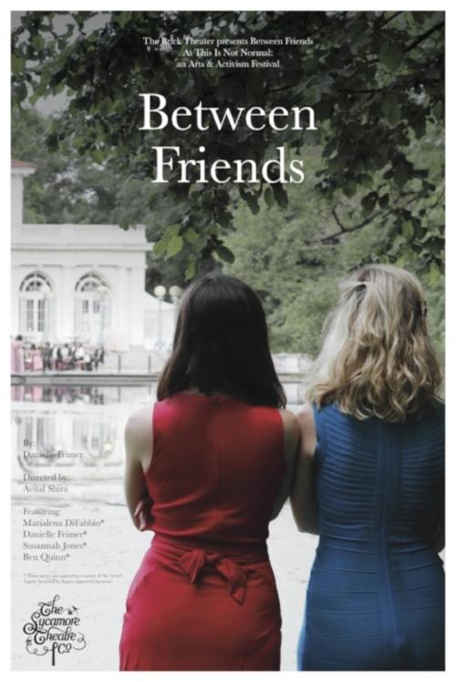 Between Friends Poster