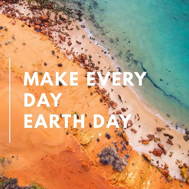 """You cannot get through a single day without having an impact on the world around you. What you do makes a difference and you have to decide what kind of difference you want to make."" - Jane Goodall. Make every day Earth Day."