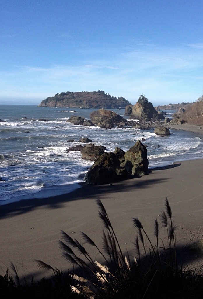Trinidad California Baker Beach