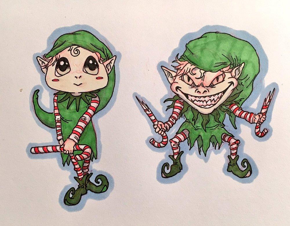 Stepan Lukac - Evil Elf.jpg