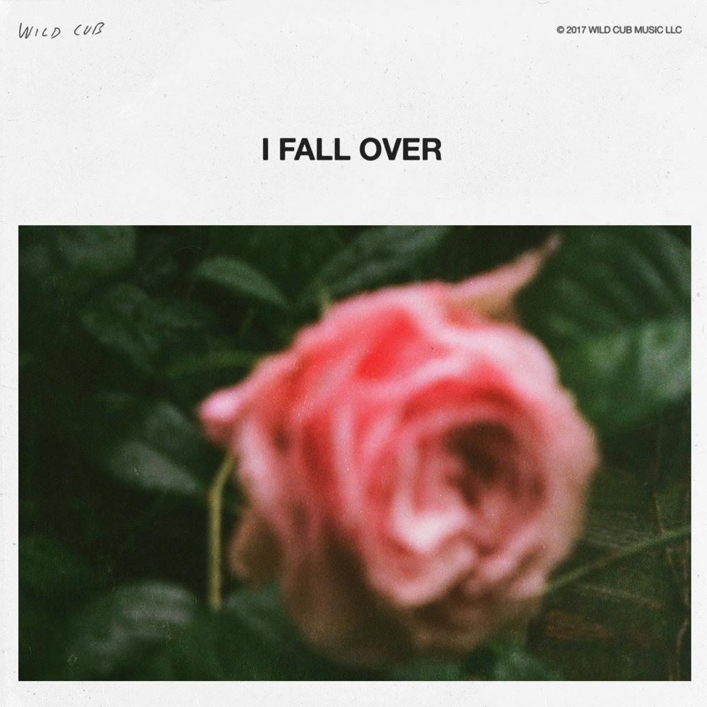 "LISTEN TO THE NEW SINGLE ""I FALL OVER"""