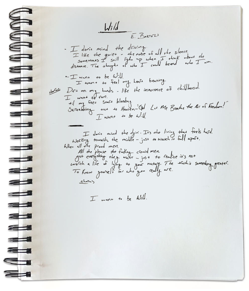 Wild-LyricSheet-Notebook.png