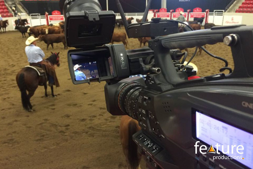 CALGARY STAMPEDE VIDEO PRODUCTION
