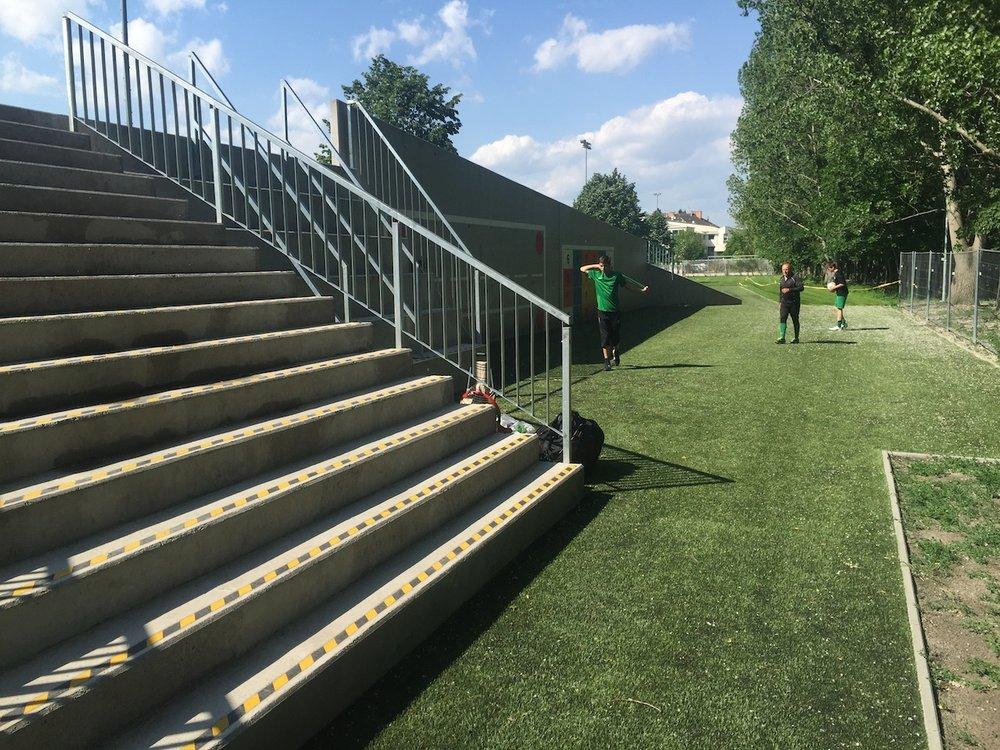 FTC Sport Complex, Budapest