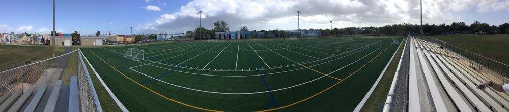Little Haiti Soccer Park