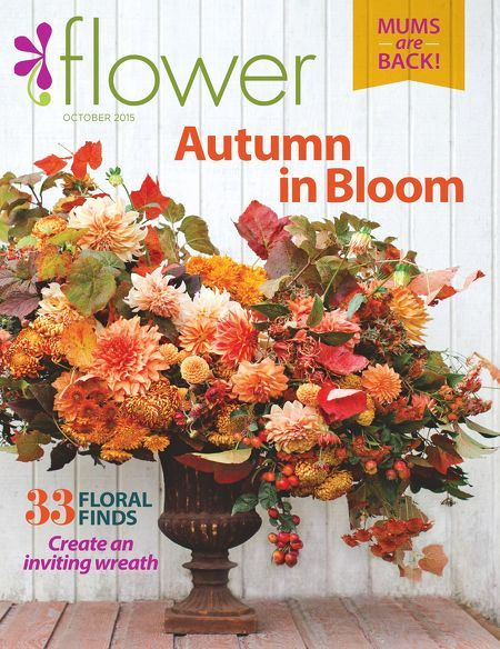 Flower Magazine | Sept/Oct 2014