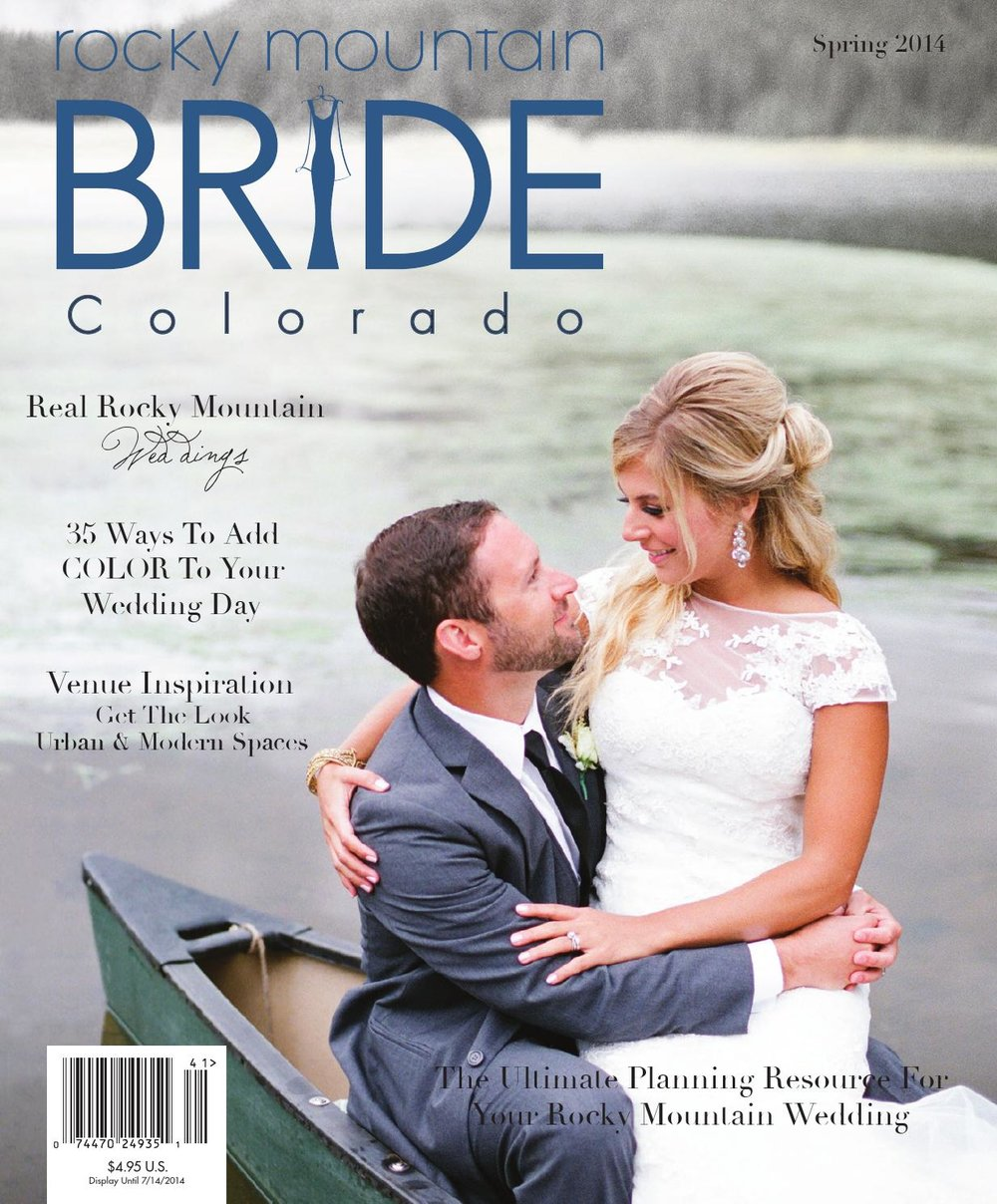 Rocky Mountain Bride | Spring 2014