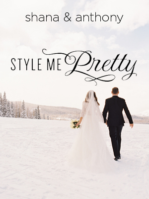 Style Me Pretty | January 2018