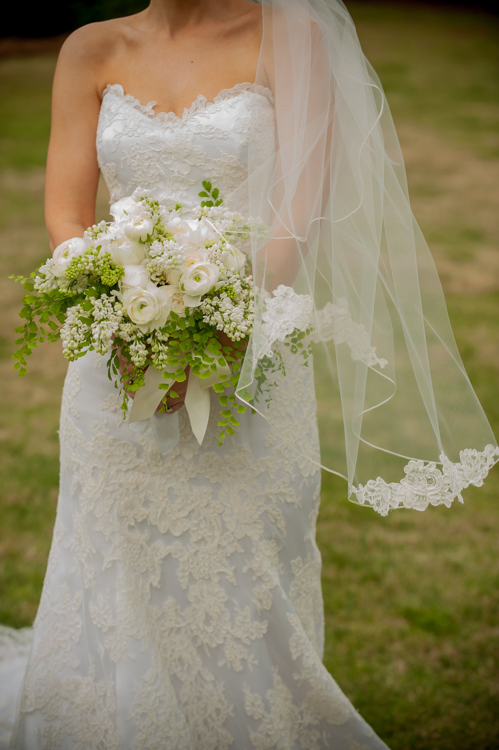 lillie jane bride bouquet