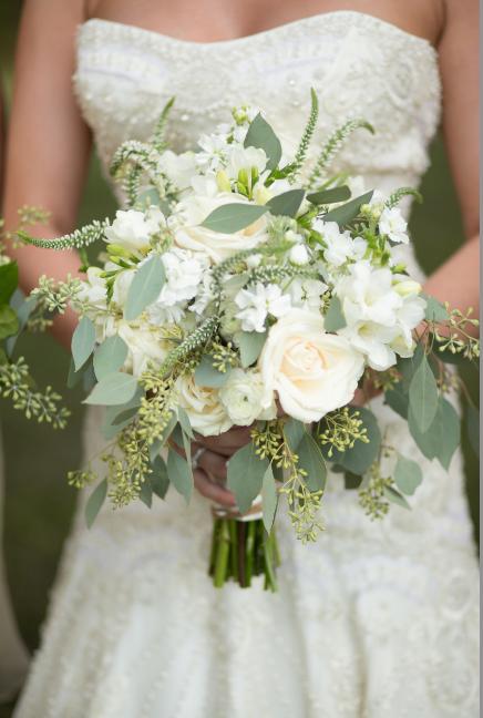 bride bouquet lillie jane