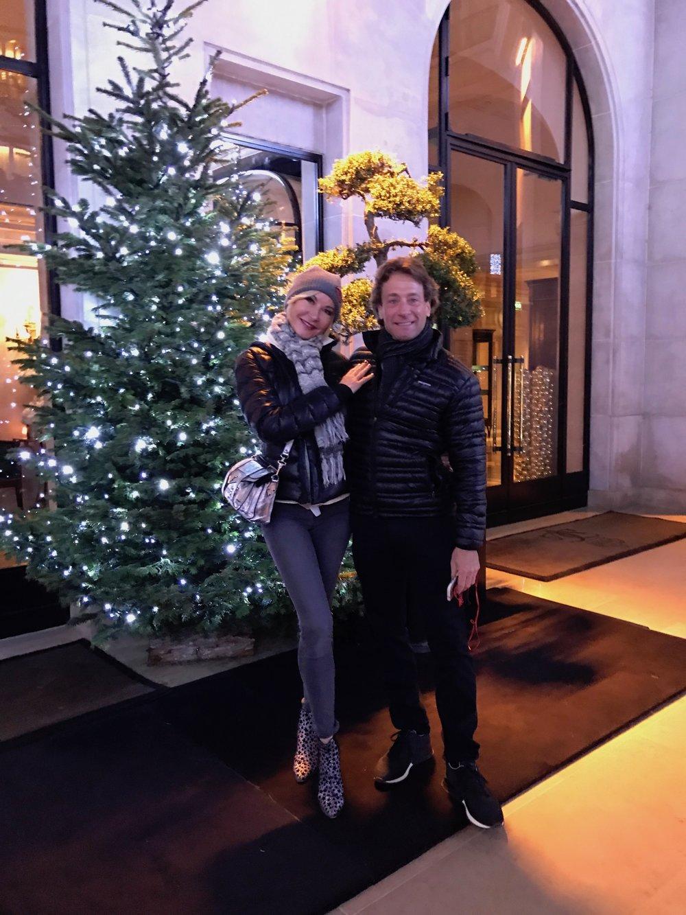 Christmas 🎄 in Paris