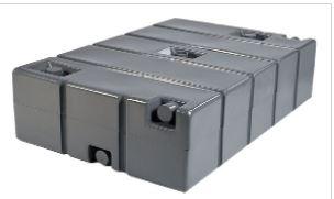 Gray water tank