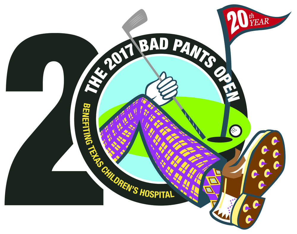 Proud Sponsor of the Texas Children's Hospital Bad Pants Open - Benefiting Texas Children's Hospital Newborn Center