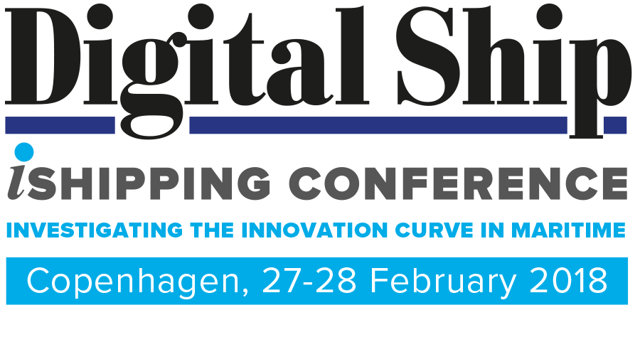 Digital Ship iShipping Conference Copenhagen