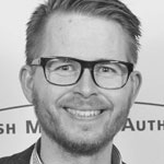 Bjørn Borbye Pedersen, Director e-Navigation, Danish Maritime Authority