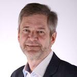 Svend Lykke Larsen, Sales & Business Development Director, Europe, Palantir AS