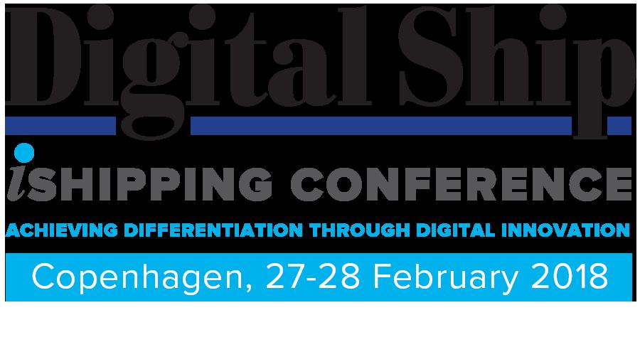 Digital Ship iShipping Conference Copenhagen, 27-28 February 2018