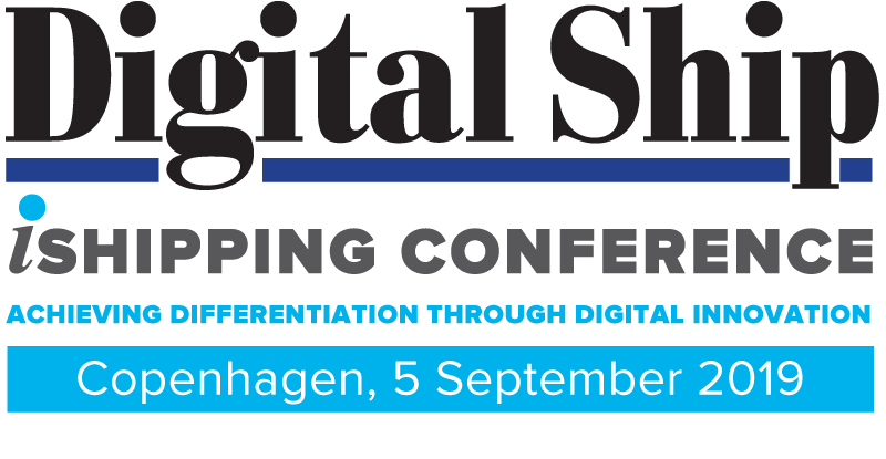 Digital Ship iShipping Conference Copenhagen 5 September 2019