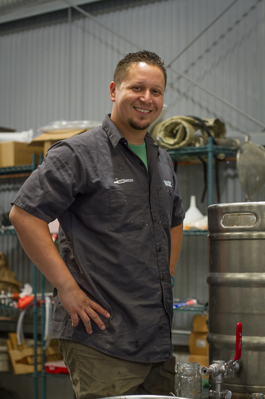 "John Montes De Oca - Brewer and ""Magic"""