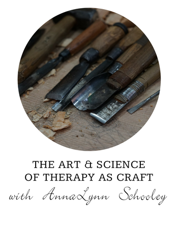 The Art and Science of Therapy as Craft