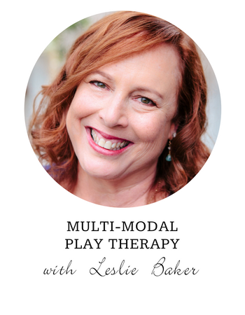 Multimodal play therapy