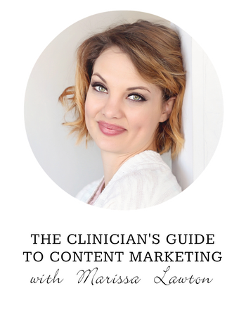 Content Marketing with Marissa Lawton
