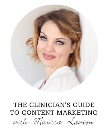 Content Marketing with Marissa Lawton