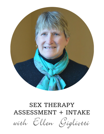 Sex Therapy Assessment and Intake