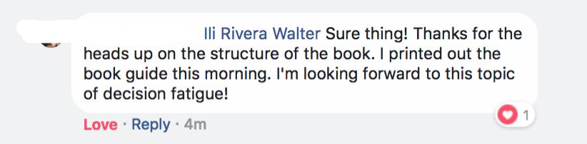 Refreshed Therapist Book Club   Testimonials