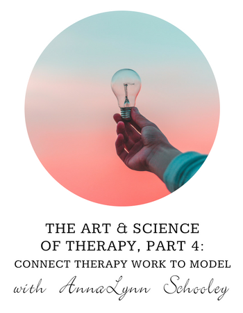 Connecting Therapy Work to Model