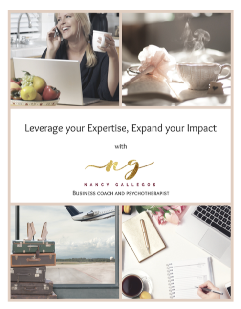 Leverage Your Expertise with Coaching