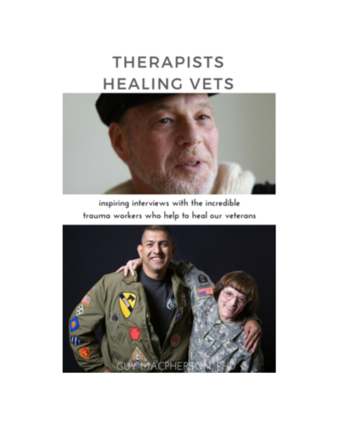 Therapists Healing Vets Ebook