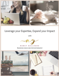 Leverage Your Expertise with Coaching Guide