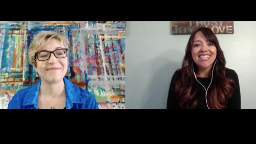 Creativity As Co-Therapist  author, Lisa Ruth Mitchell