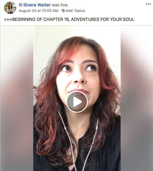 Facebook Lives | Refreshed Therapist Book Club