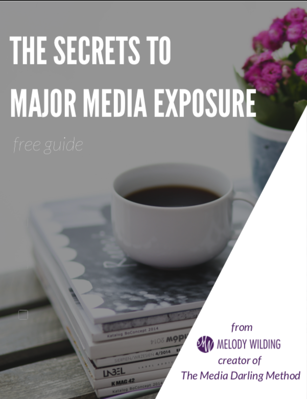 Secrets to Major Media Coverage