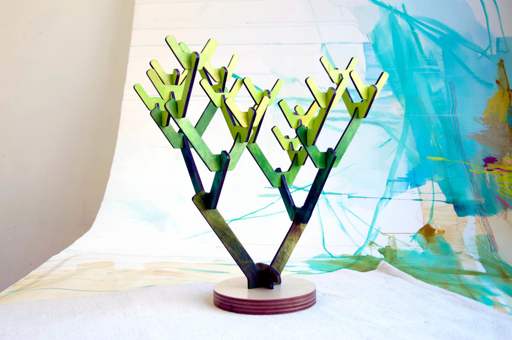Final Production Design of the Learning Beautiful Binary Tree