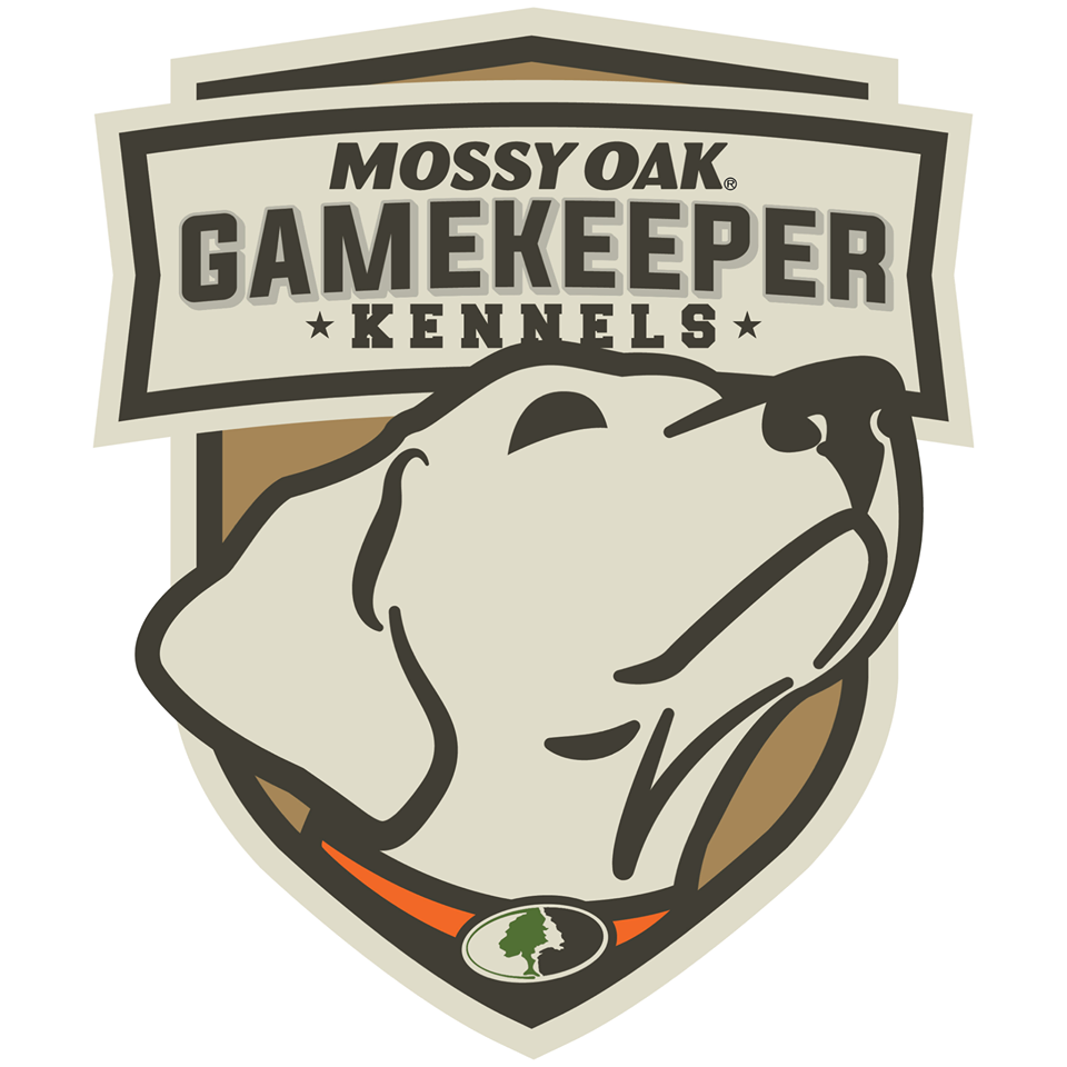 mossy oak gamekeeper kennels logo.png
