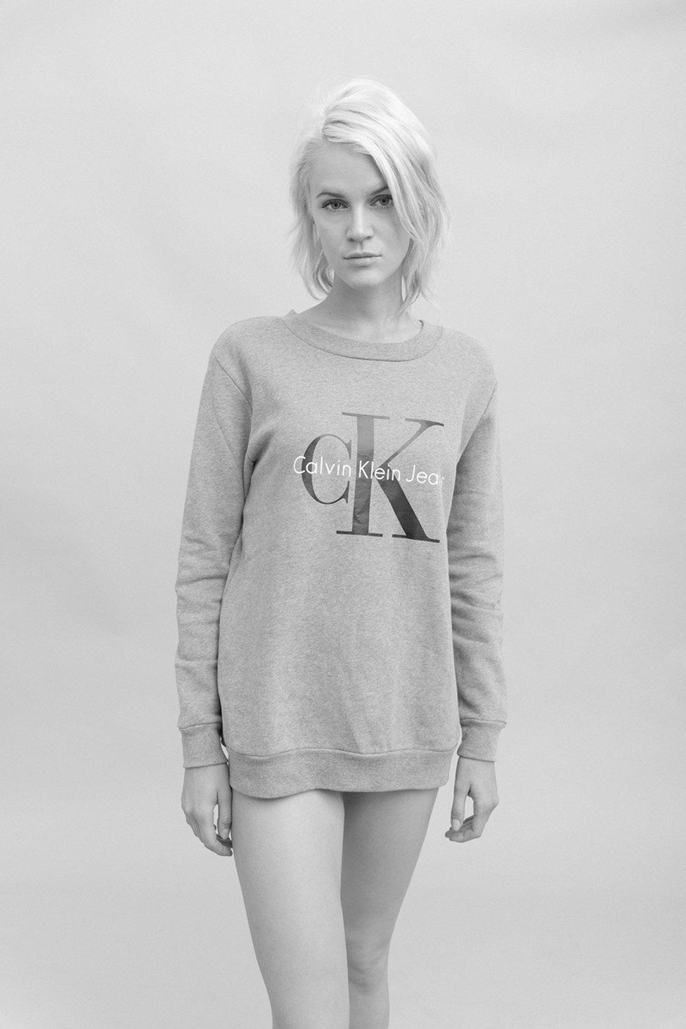 Sudadera: Calvin Klein